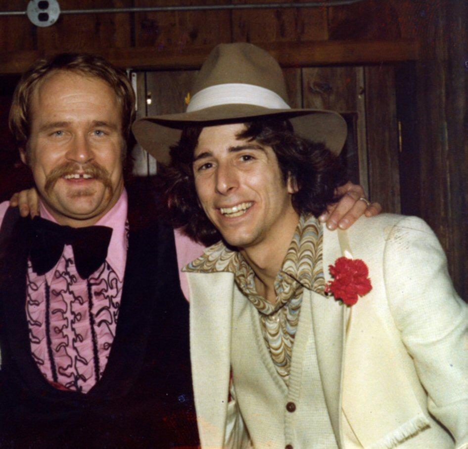 Bob Sheets & Steve Spill