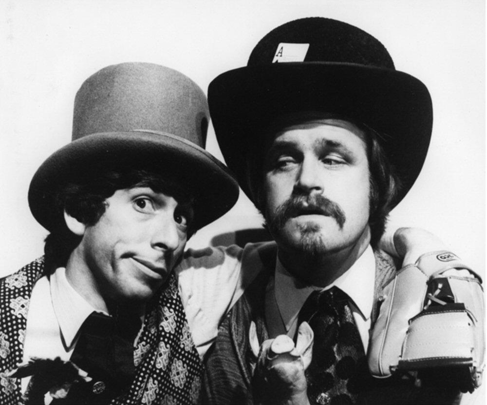 Steve Spill & Bob Sheets
