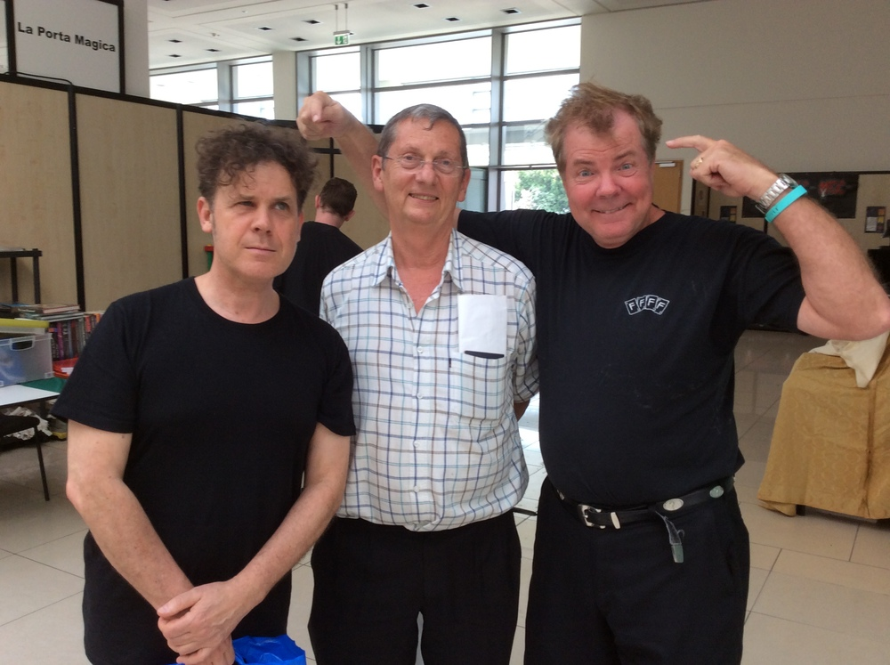 Raymond Crow, Peter Rogers & Scott