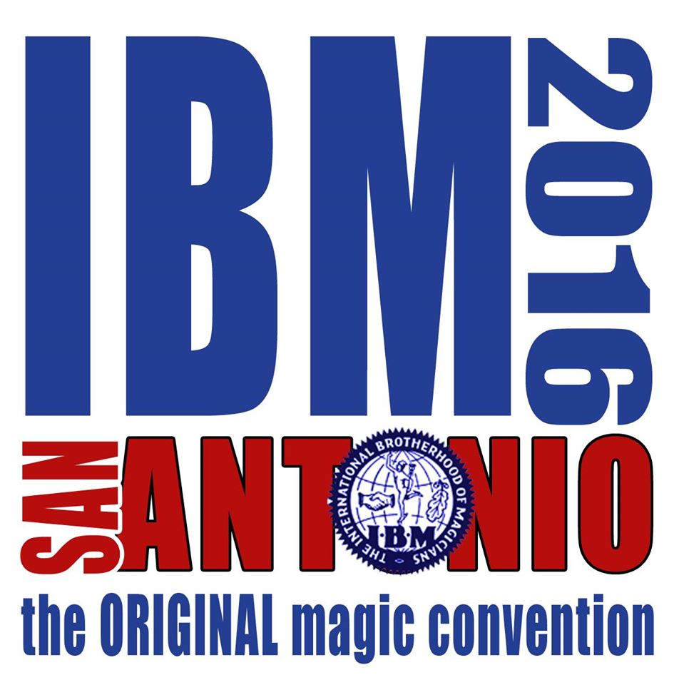 Click on the banner to visit the I.B.M. website for more convention information.