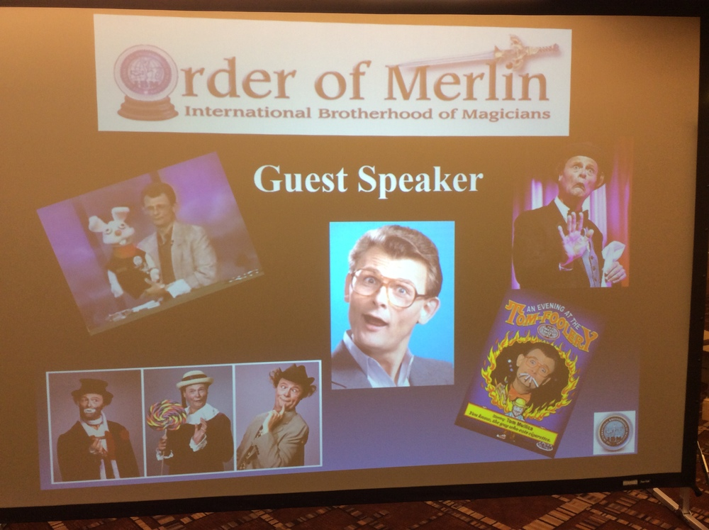 "Slide from ""Naivete"" Speech for Order of Merlin Breakfast"
