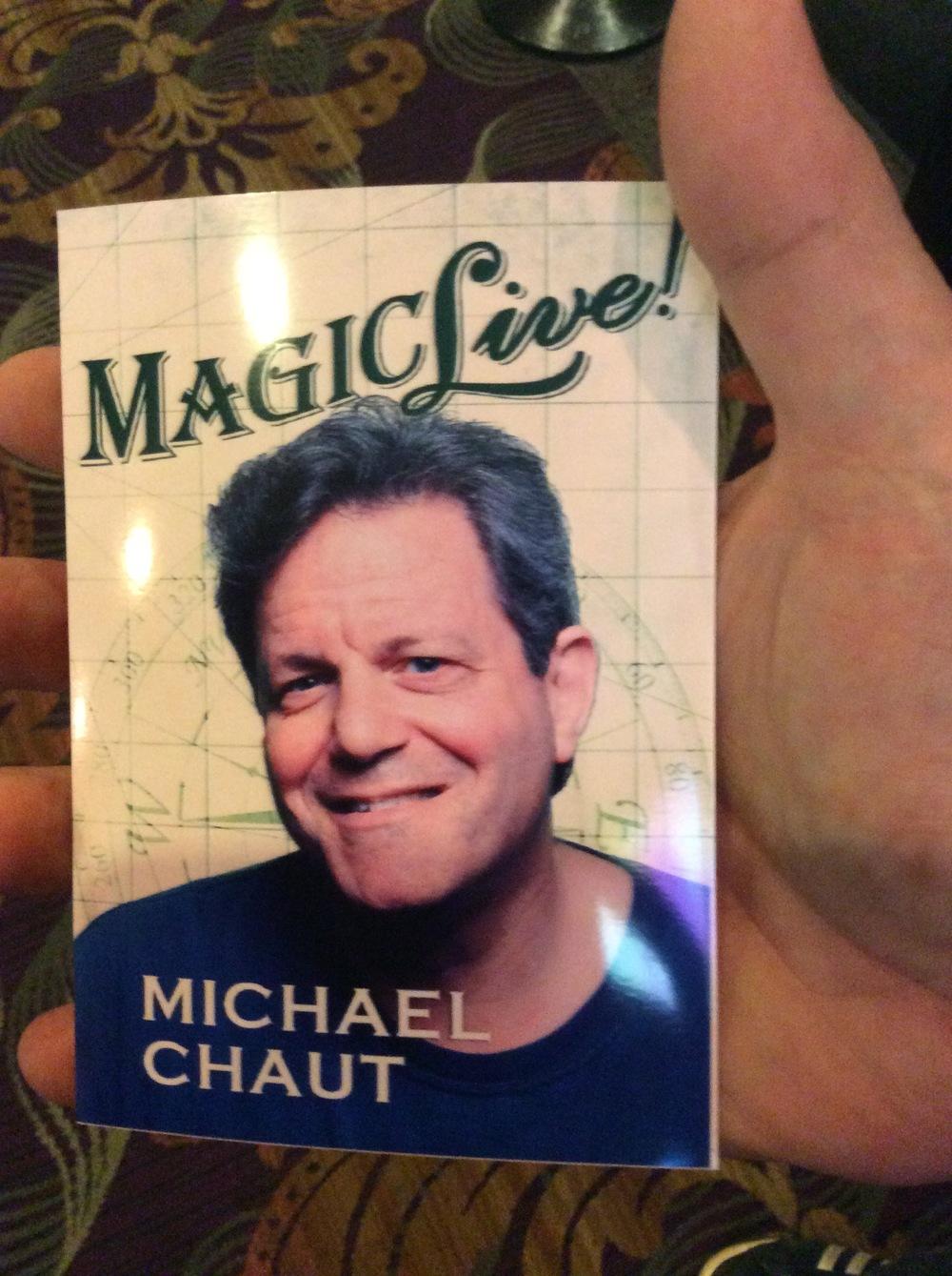 Michael Chaut