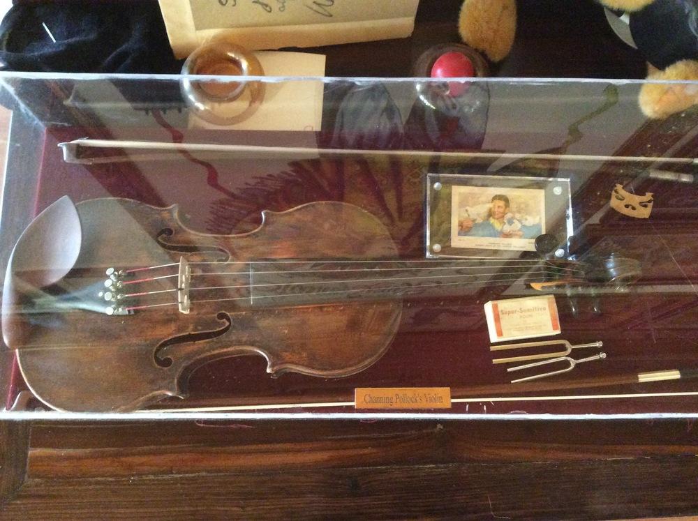 Channing Pollock's Violin