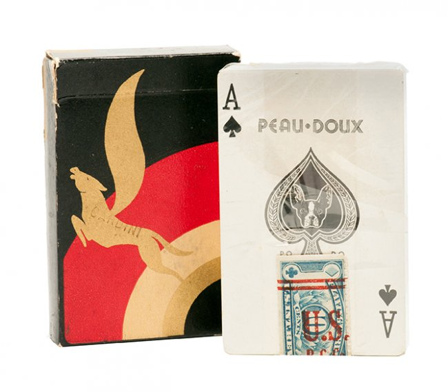 Carnini Deck of Peau-Doux Manipulation Cards
