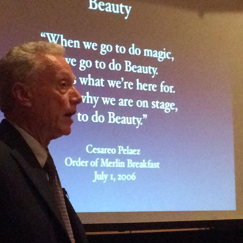 Rick Heath's Presentation