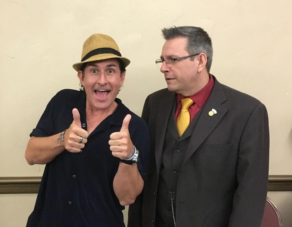 Michael Dardant & Shawn Farquhar