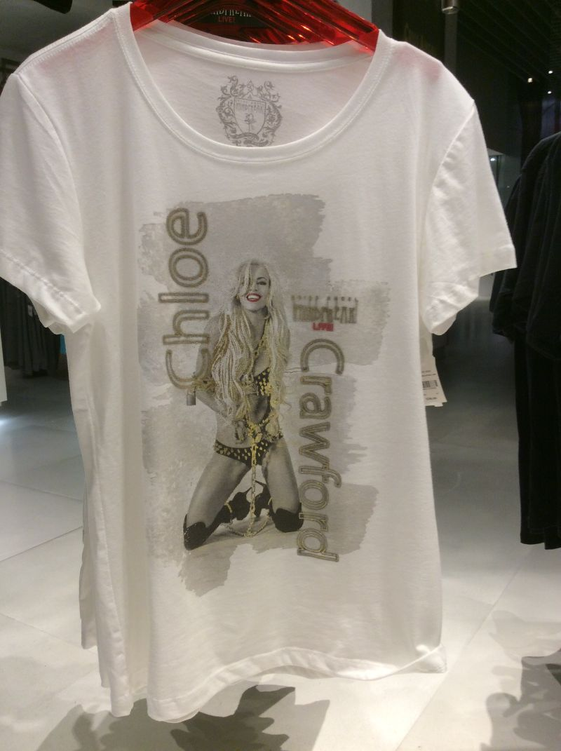 Chloe Crawfor T-Shirt