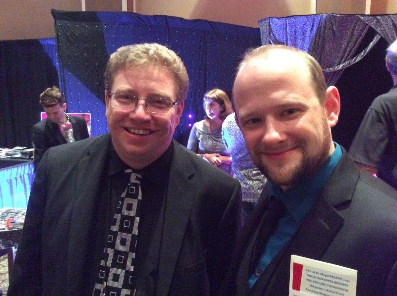 Chris Collins and Erik Dobell