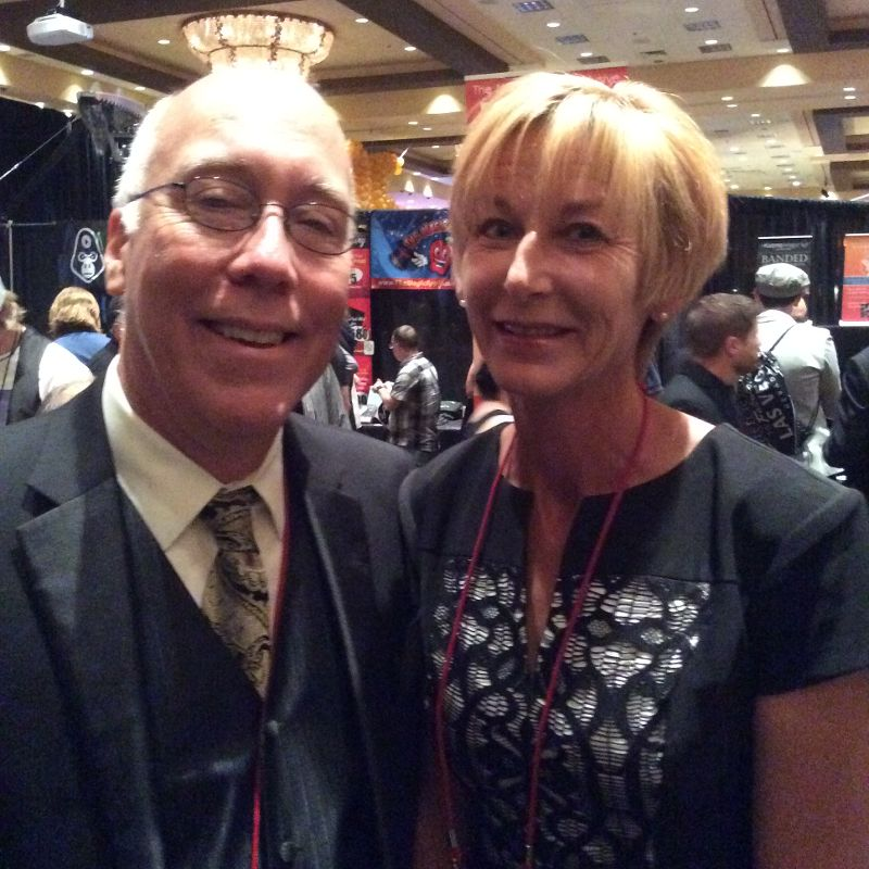 Shawn McMaster and Lori