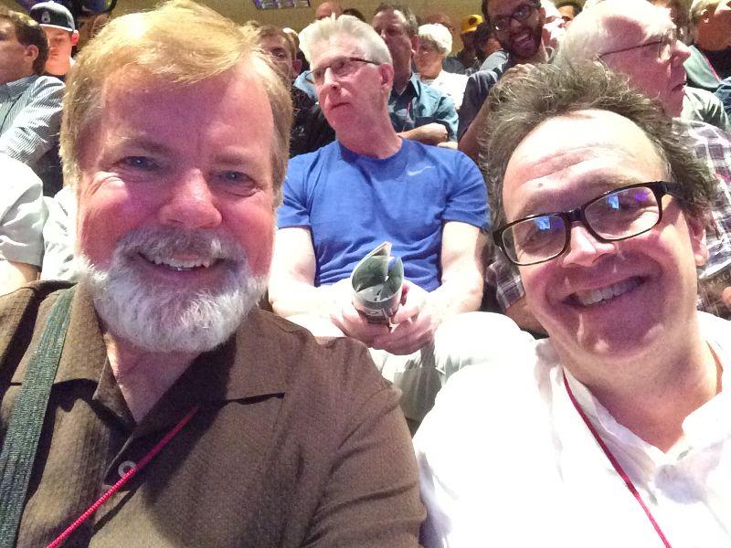 Scott and Noel Britten