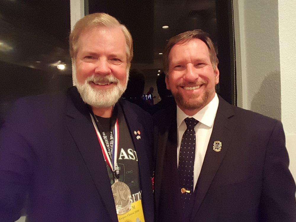 Scott Wells and Jeff Sikora