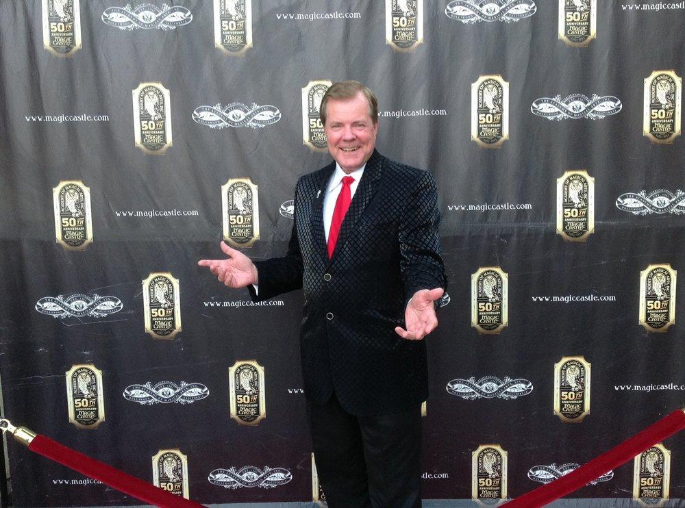 Scott on the red carpet at the Castle.jpg