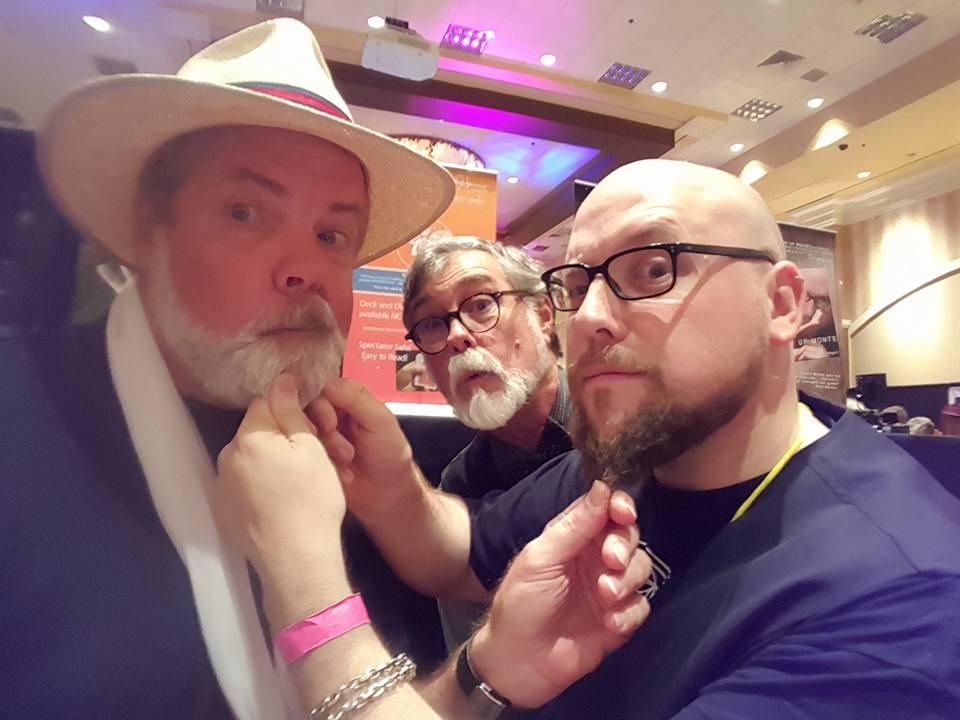 Scott, Doc and Garrett