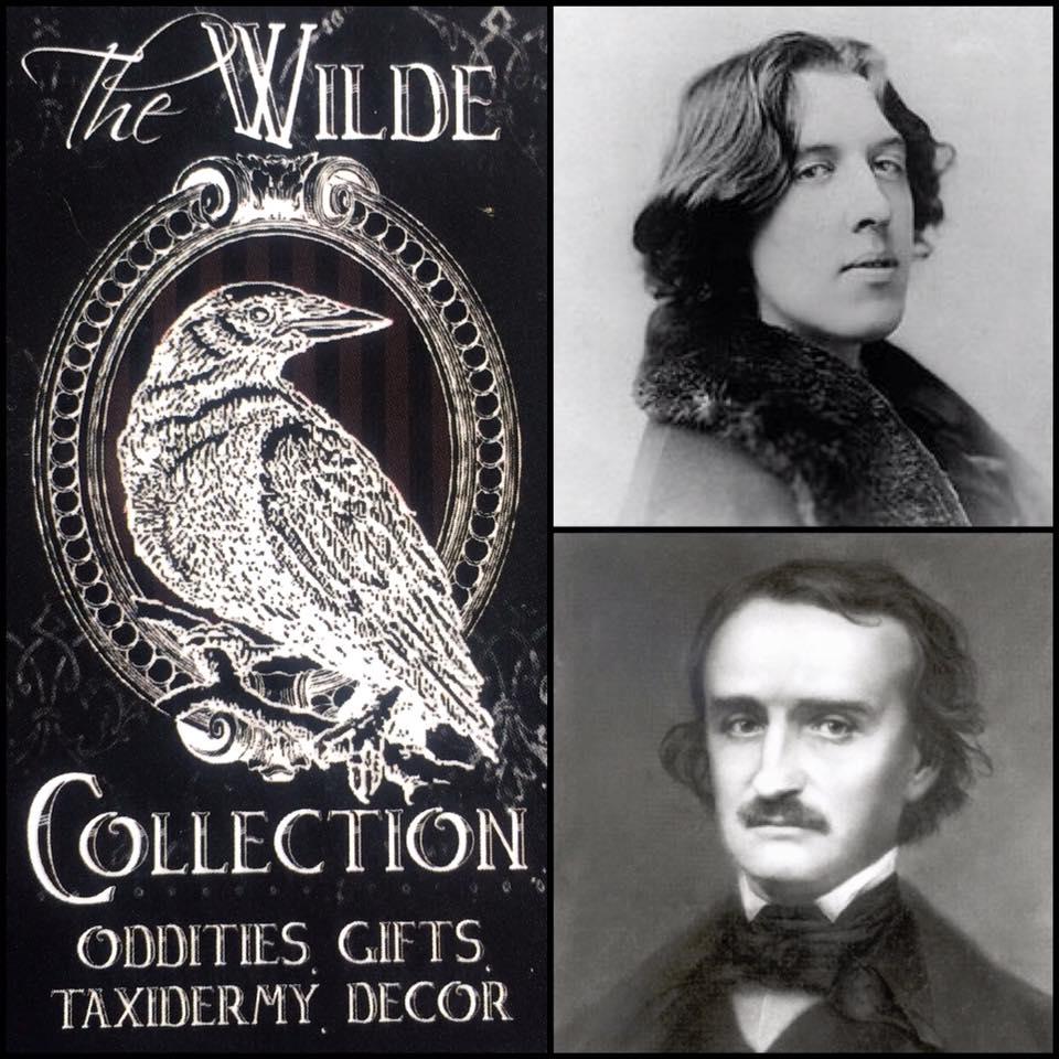 Oscar Wilde & Edgar Allen Poe