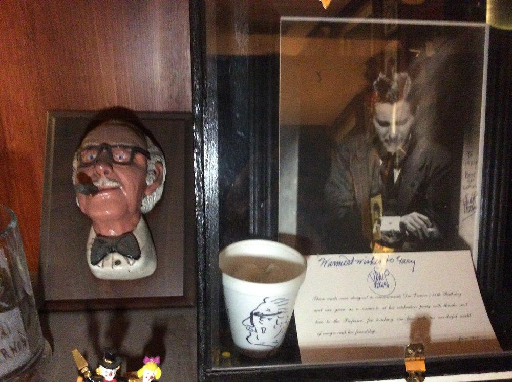 Dai Vernon memorabilia