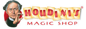 Click the banner above to visit Houdini's Magic Shop online!