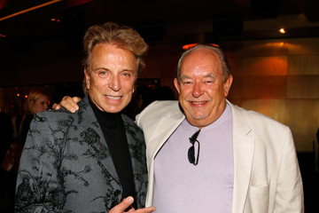 Siegfried with Robin Leach