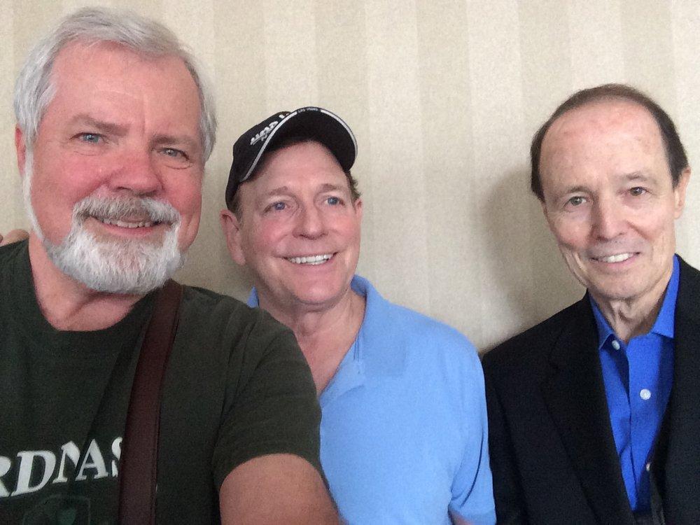 Scott Wells, Fielding West and Dale Salwak