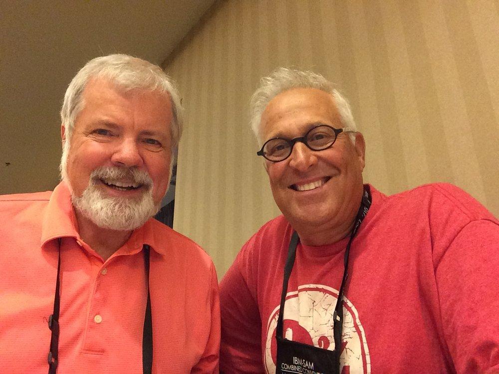 Scott Wells and Steven Bargatze