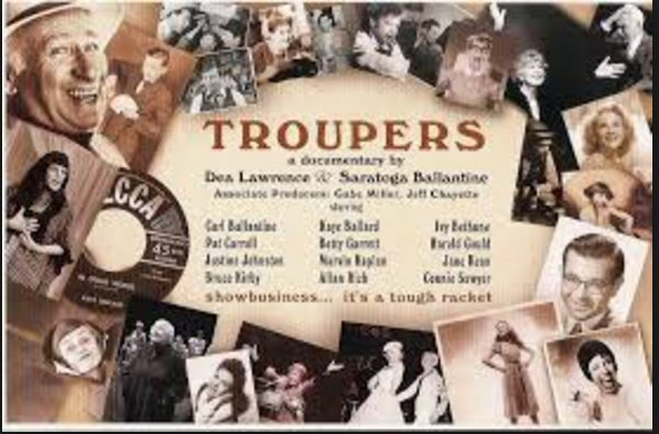 "Click the graphic above to view the film ""Troupers"" for free."