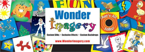 "Click on the link above to visit the website for Wonder Imagery who sells customized ""Bandana Silks"" by special order. You will have to send an email or PM to Tim Sonefelt to request pricing and sizes for this special order."