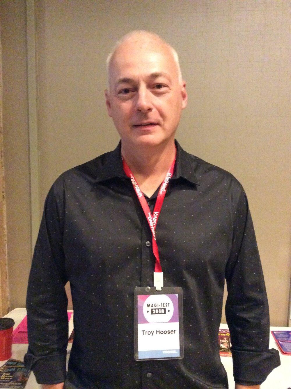 Troy Hooser