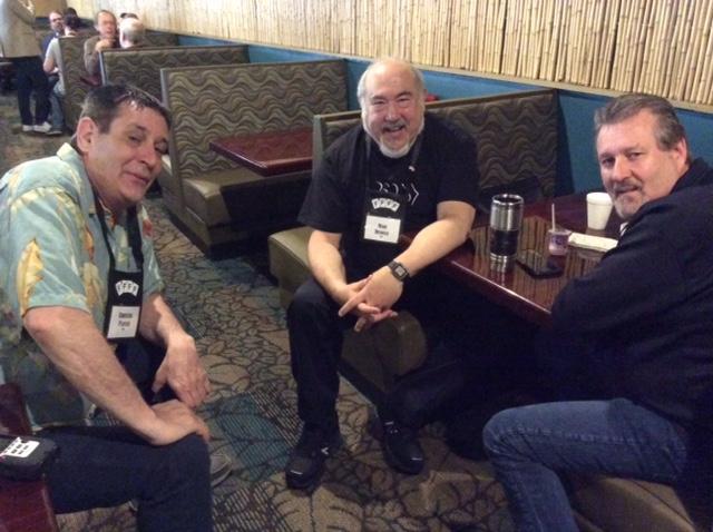 Christian Painter, Marc DeSouza & Mike Miller