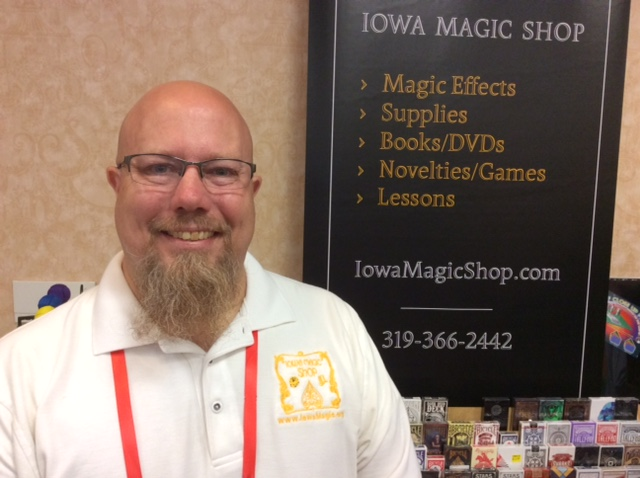 Tim Stolba - Iowa Magic Shop