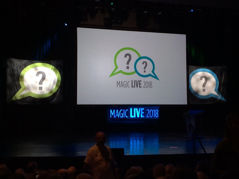 General Session Stage