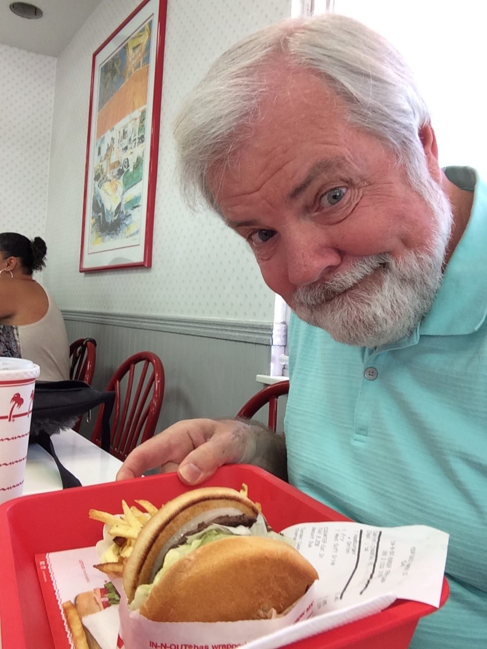 In 'n Out Burger