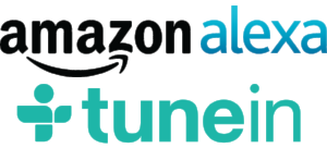 "Hear us on your Amazon Alexa at home. Just say,  ""Alexa…play the Magic Word Podcast.""  Of you can hear it on your smart instrument on  TuneIn  at:  http://tunein.com/radio/The-Magic-Word-p686996/  After opening the page, just hit the ""FOLLOW"" button to add the podcast and be subscribed through TuneIn."