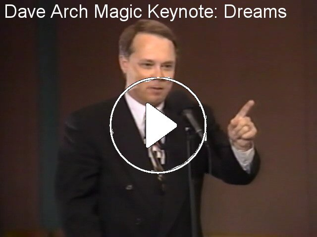 "This is an extended clip from Dave Arch's magic keynote where he uses several of the effects taught in his ""Tricks for Trainers"" series"