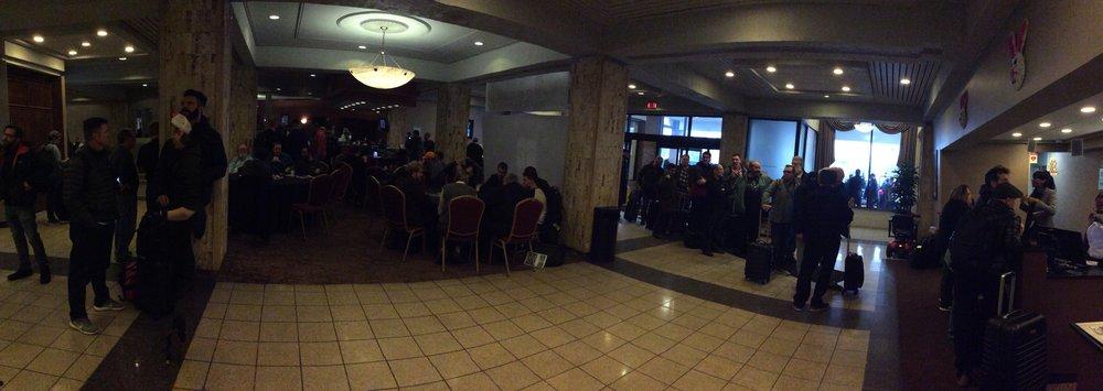Lobby Session