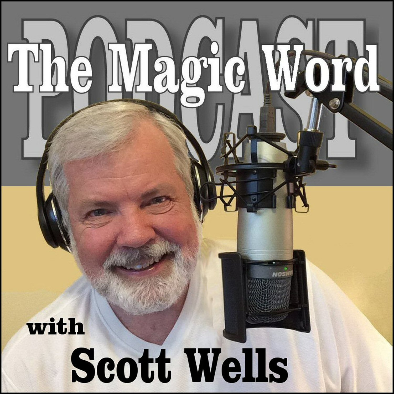 467: Michael Goudeau - Everything Falls — The Magic Word
