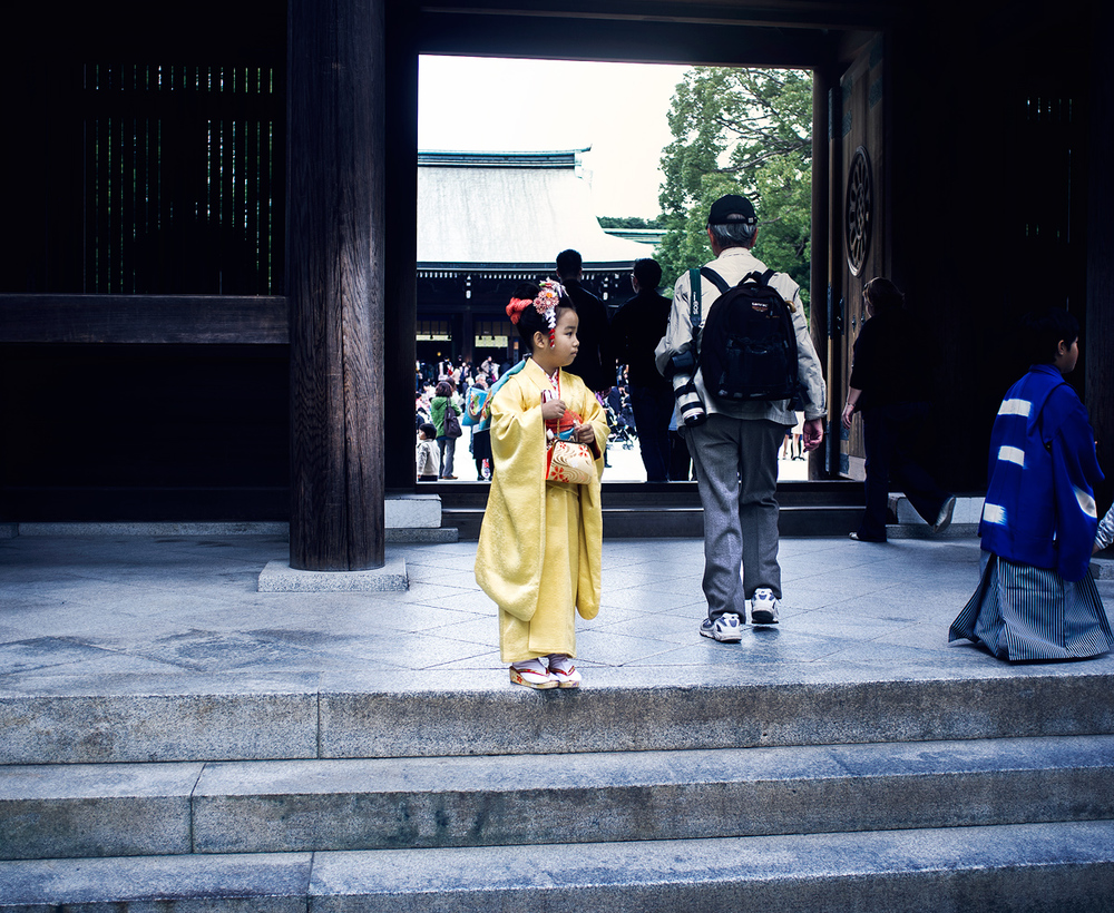 Meiji Jingū Shrine Fuji X100