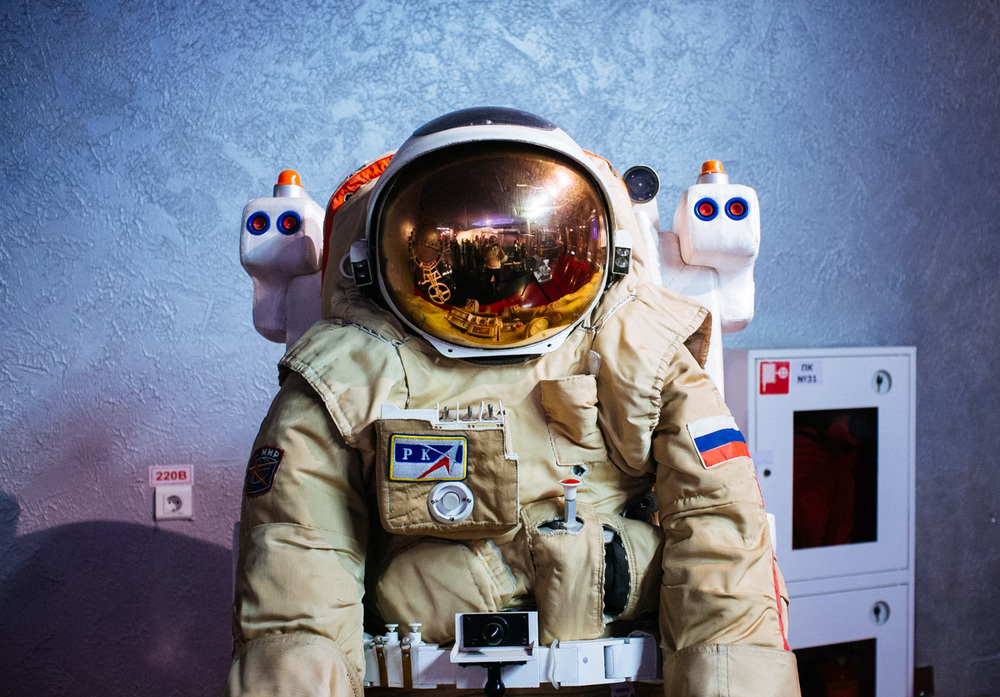 Moscow 2012. Space Museum