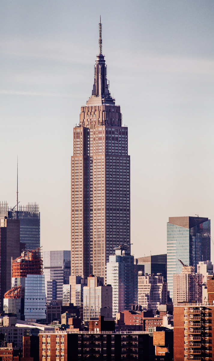 Empire State Building, Midtown Manhattan