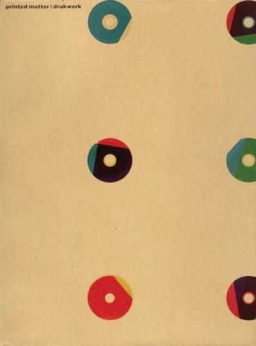 """ Printed Matter / Drukwerk""  by Karel Martens"