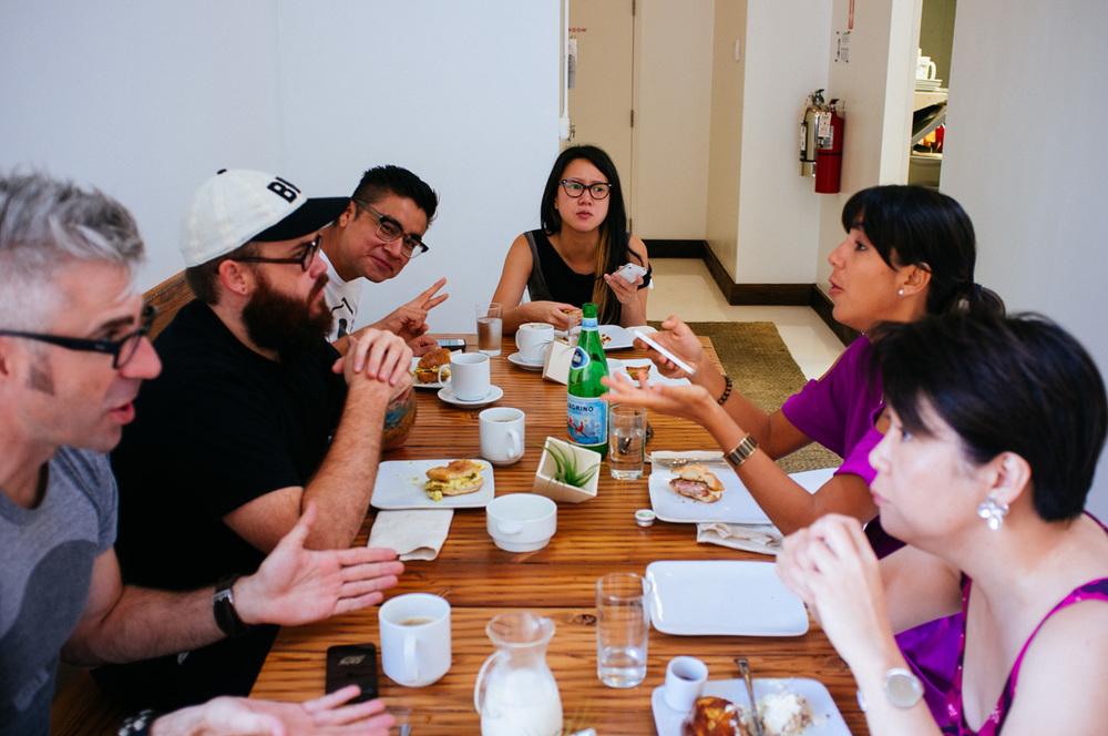 Breakfast inCheapside Cafe