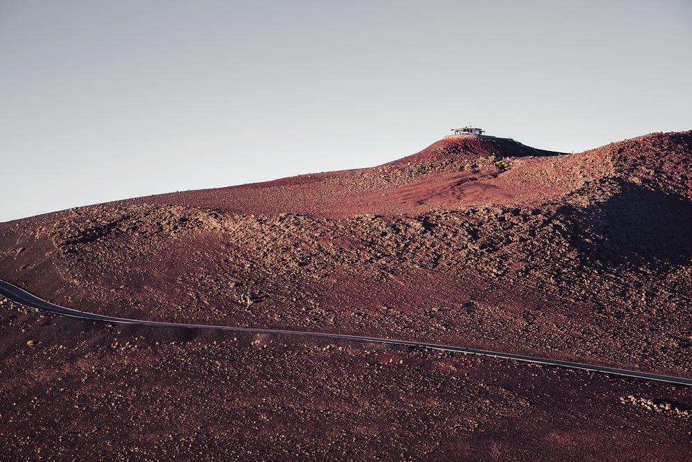 Haleakala Summit - 3,055m