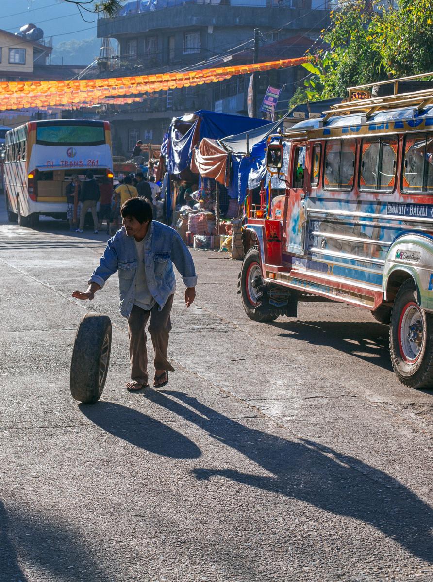 Streets of Sagada