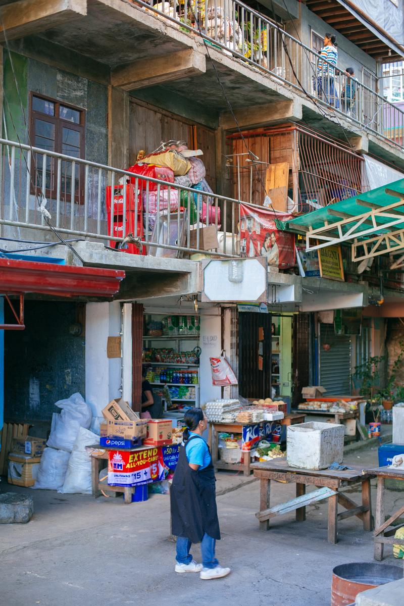 Main store in Sagada