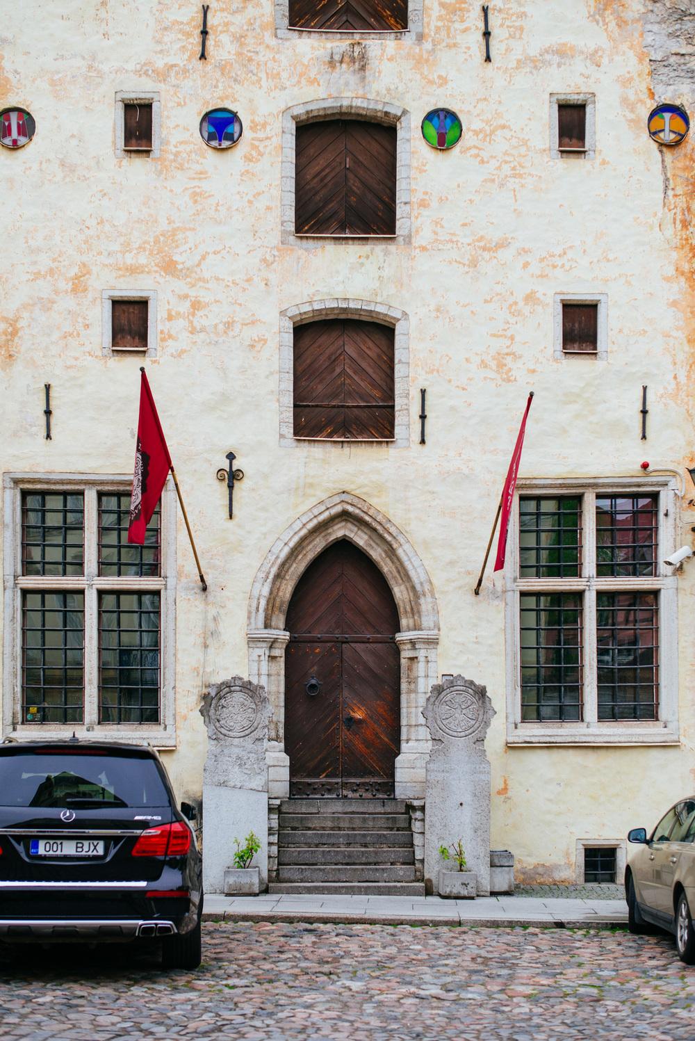Lai St, Old Town, Tallinn