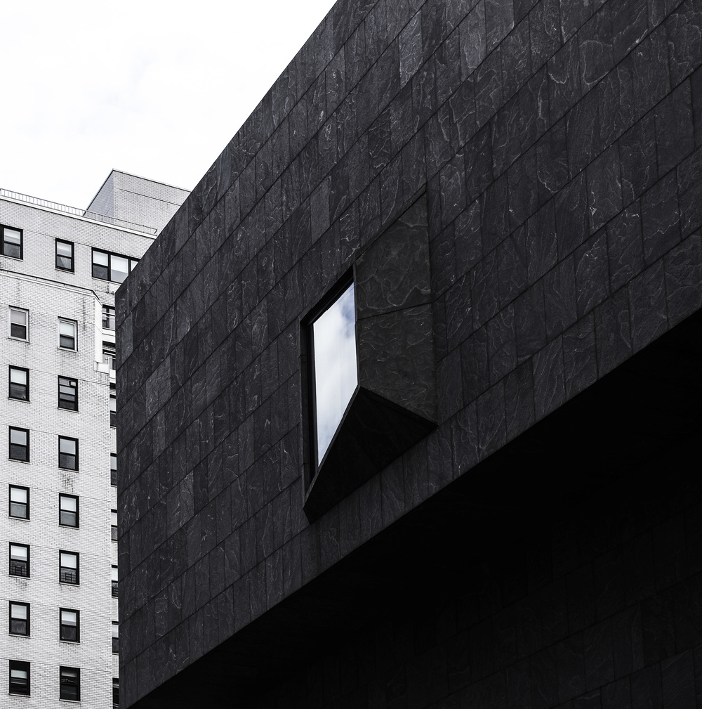 Marcel Breuer building, Madison Ave, Manhattan