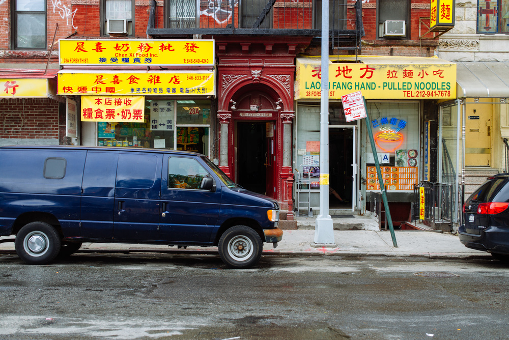 Chinatown, Manhattan