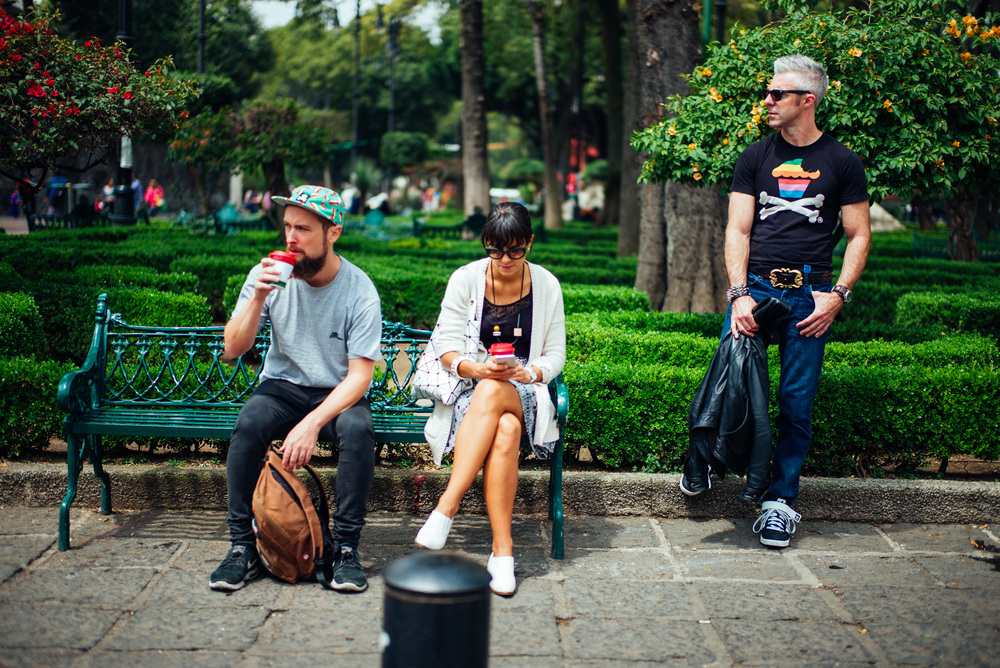Lobulo, Irene & James, Coyoacán, Mexico City