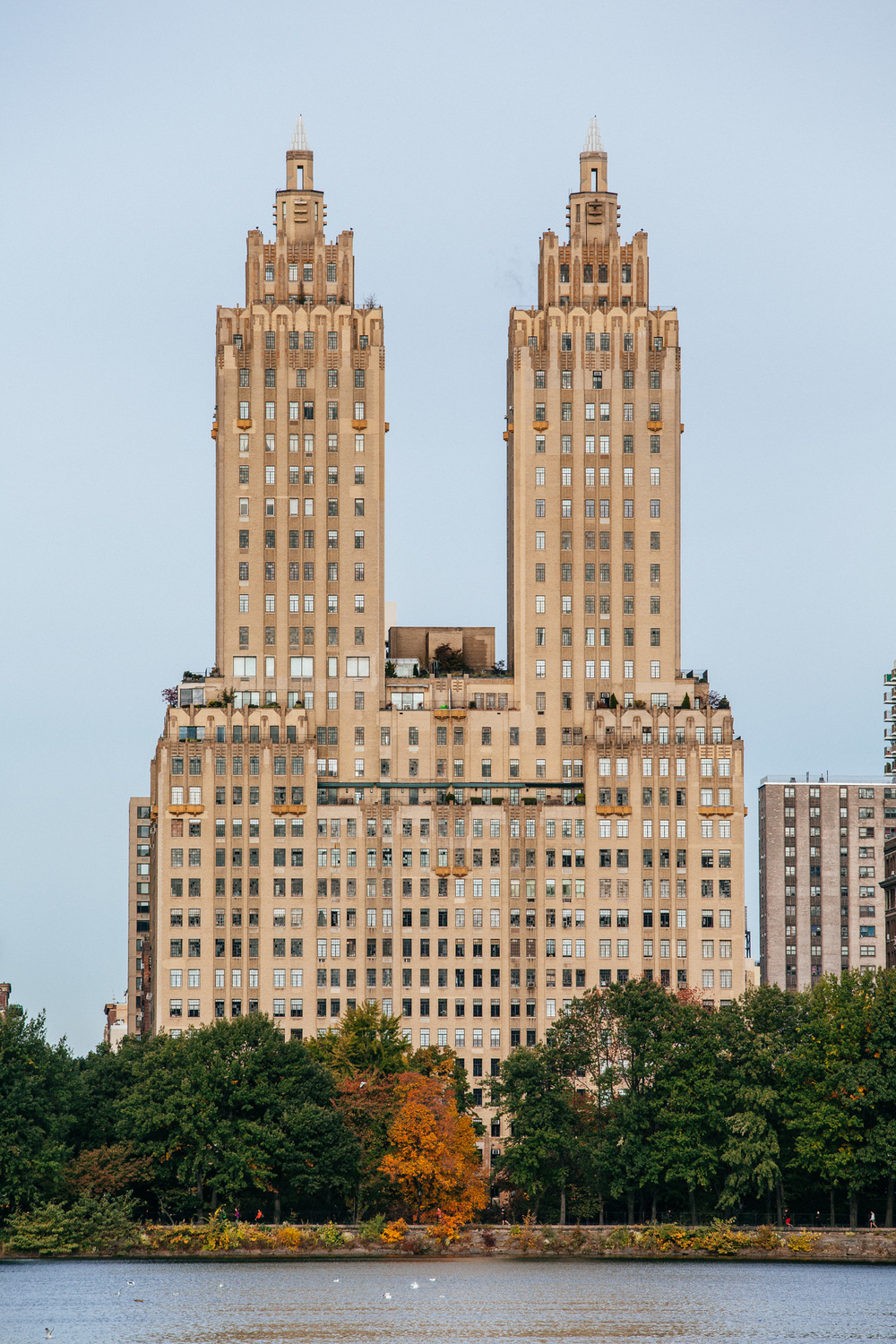 The Eldorado building, Central Park West, Manhattan