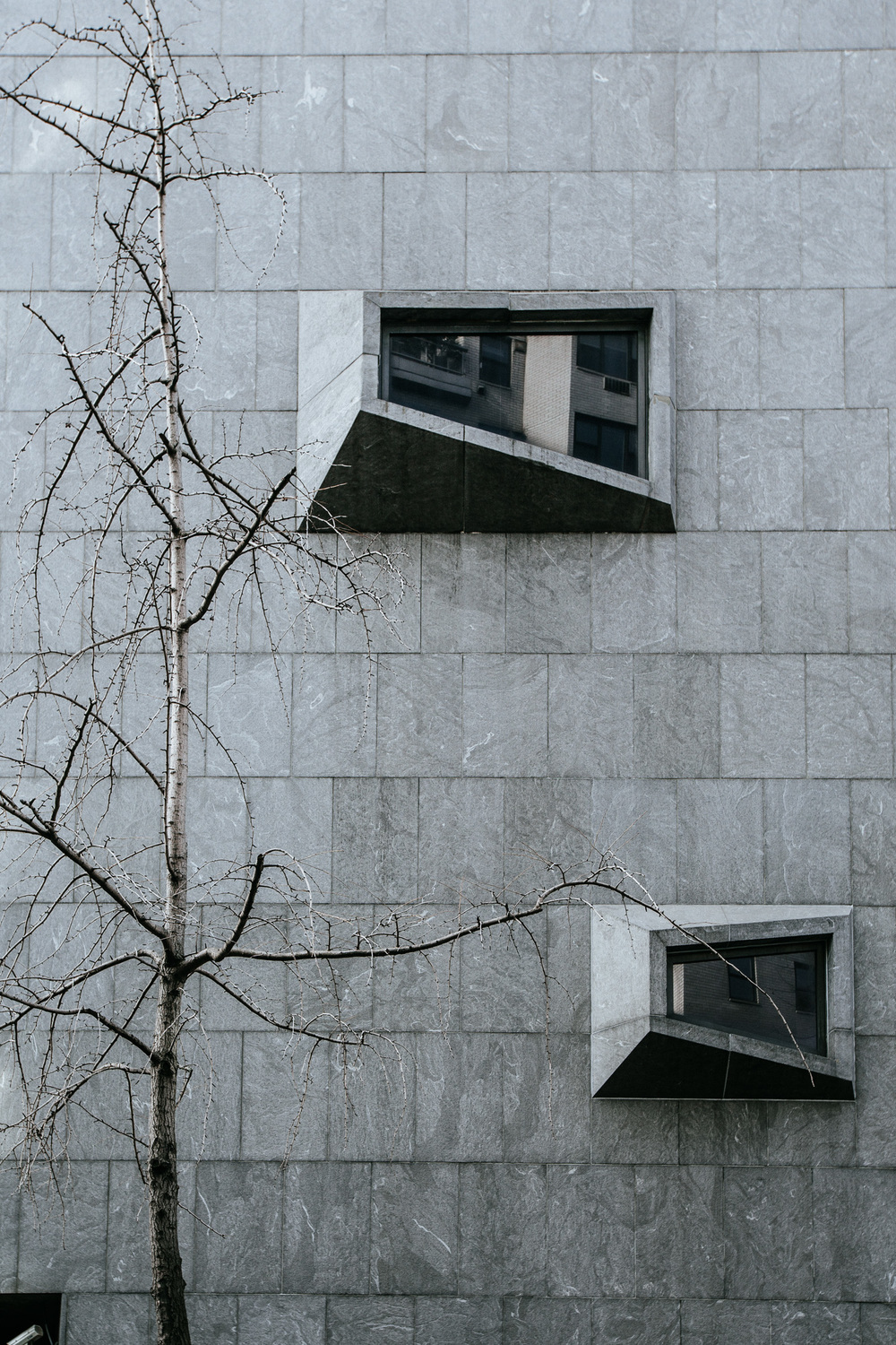 Marcel Breuer building, Upper East Side