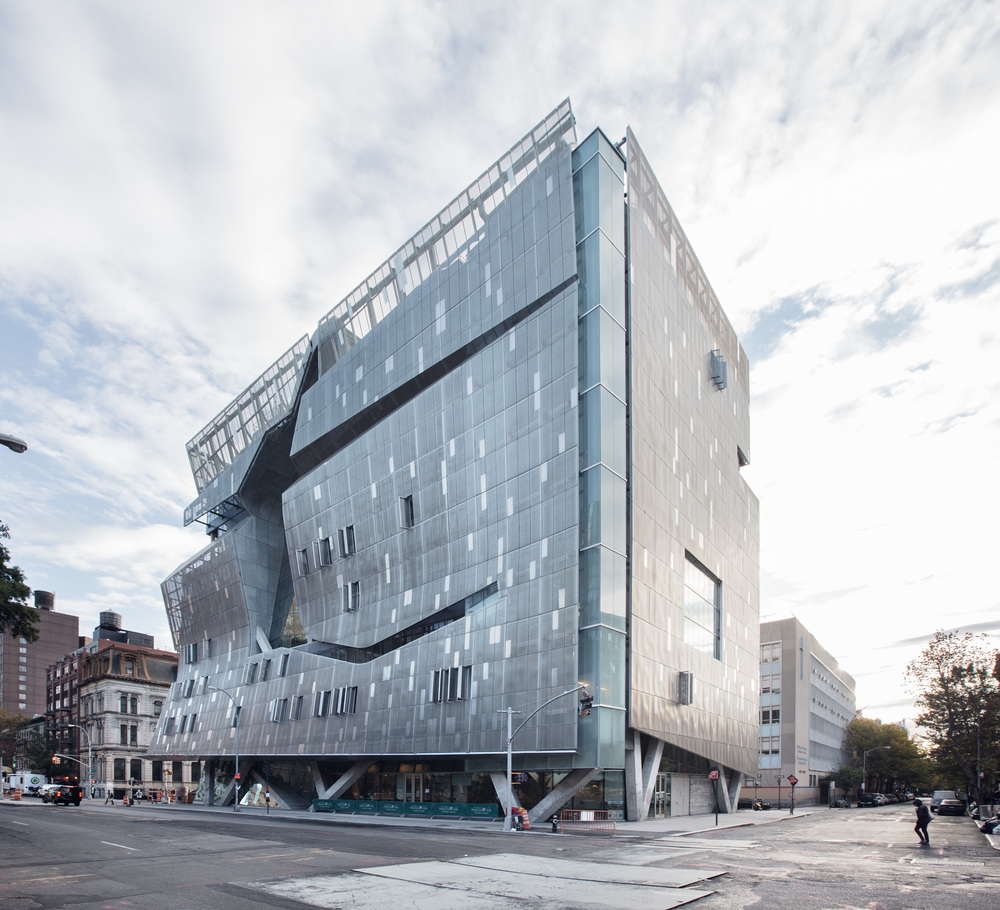 Cooper Union Building, East Village.