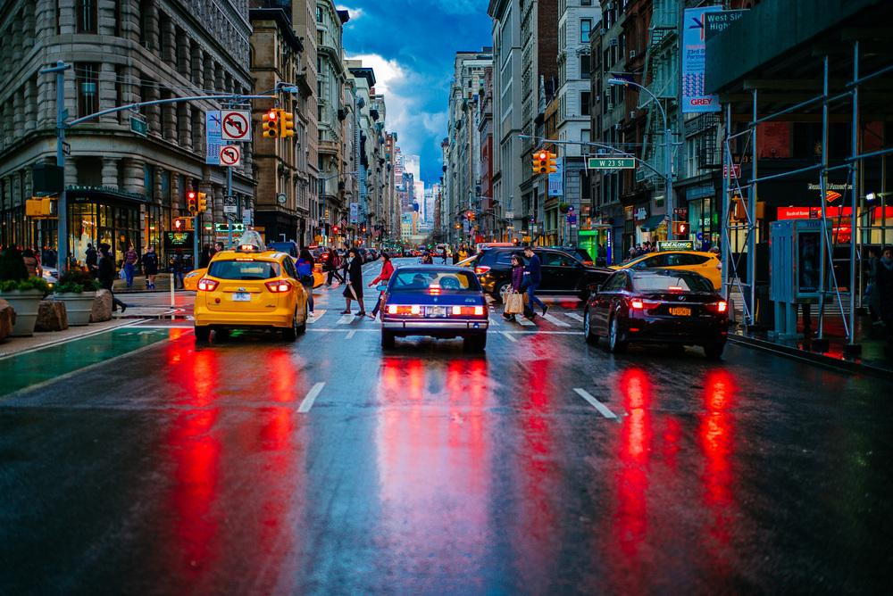 23rd Street, New York